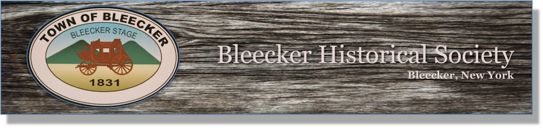 Bleecker Historical Society